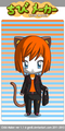 Monster High Chibi Maker Toralei Stripe - monster-high fan art