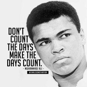 Muhammad Ali, 3rd June 2016
