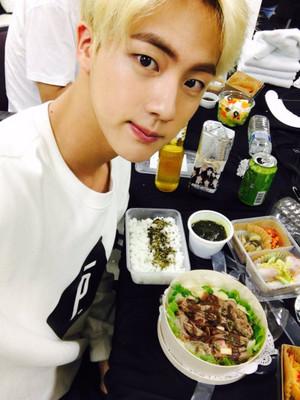 My bias Jin Oppa