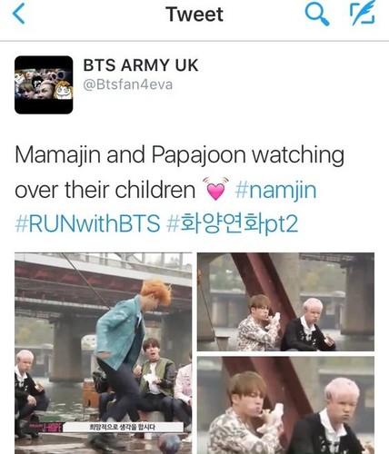 Namjin Rapmon and Jin meme riku114 39622774 428 500 riku114 images namjin rapmon and jin meme wallpaper and