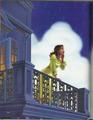 OFFICIAL Disney Art of Tiana with loose hair - disney-princess photo