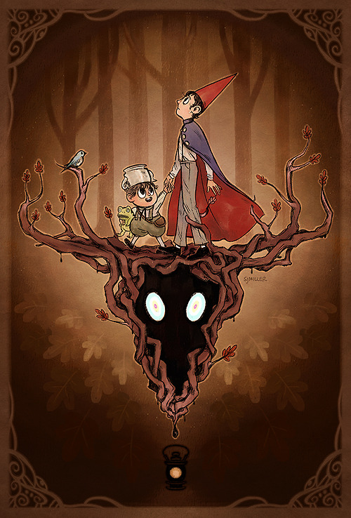 Over The Garden Wall Images Otgw Hd Wallpaper And Background Photos