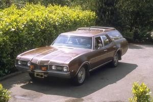 Oldsmobiles