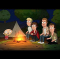 One Direction on Family Guy - one-direction photo