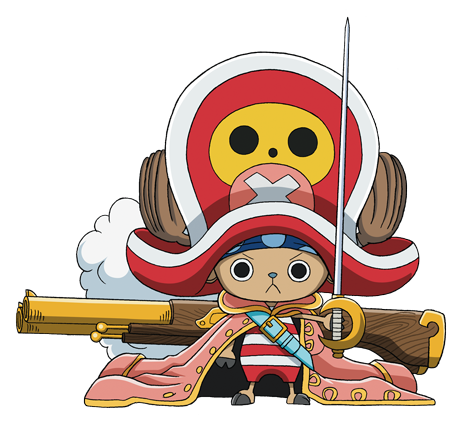 Большой куш Обои probably containing Аниме titled One Piece Film Z Chopper