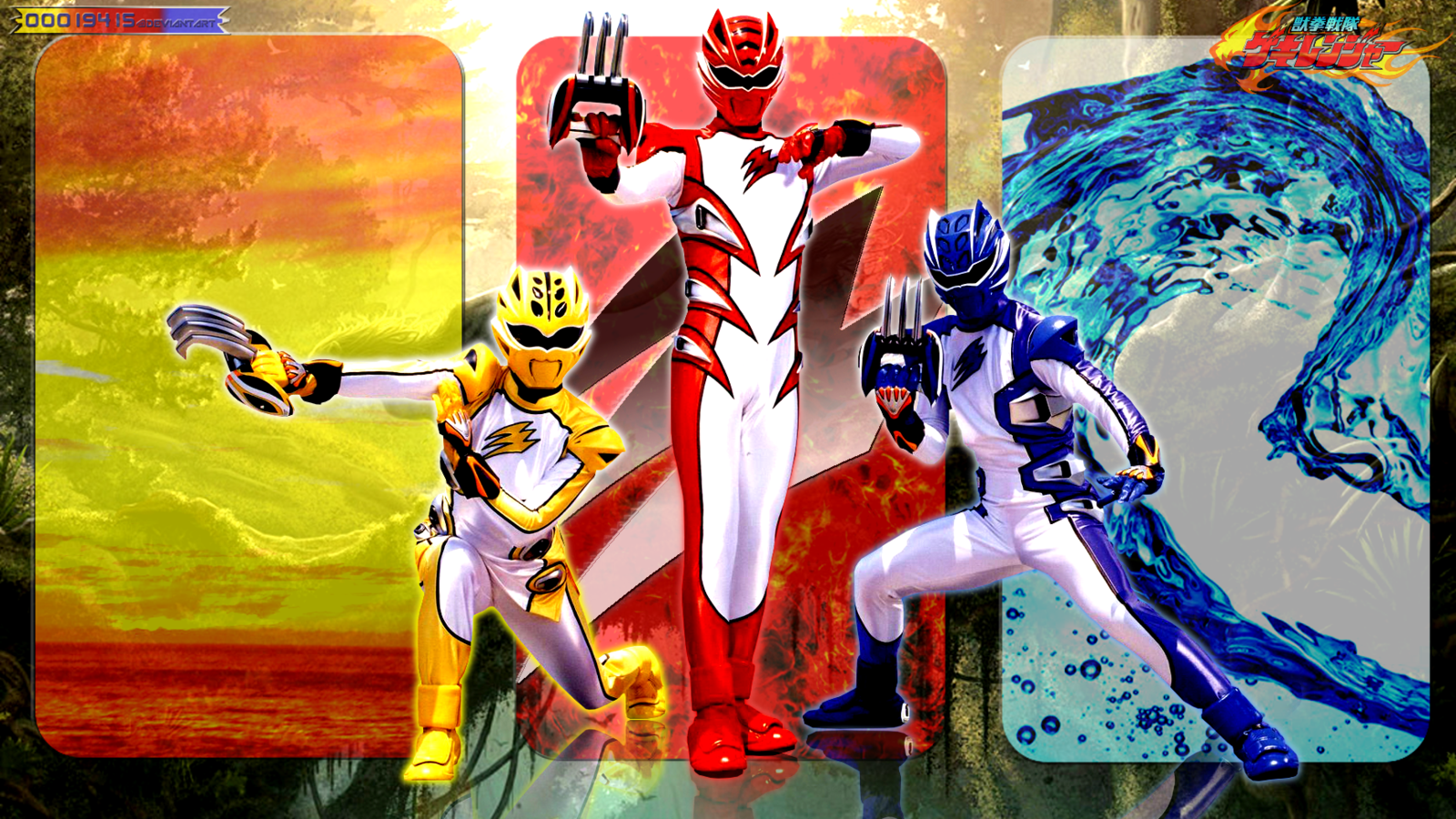 Power Rangers Jungle Fury images PRJF HD wallpaper and background photos
