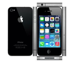 Papercraft iPhone 4 (2016 version)
