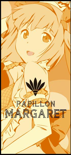 papillon Margarette