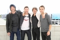 Paul, Ian, Jensen, Jared - the-vampire-diaries-tv-show photo