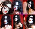 Paul (NYC) January 28, 1974 - kiss photo