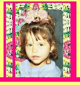 Paula's daughter tiger lily