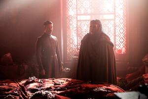 Petyr Baelish and Olenna Tyrell