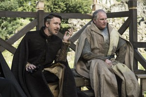 Petyr Baelish and Yohn Royce