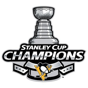 Pittsburgh Penguins 2016 Champs Logo