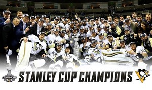 Pittsburgh Penguins, 2016 Stanley Cup Champions!
