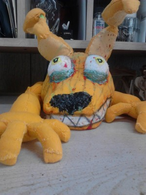 Plushtrap Arms and Head