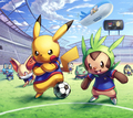 pokemon - Pokemon football wallpaper
