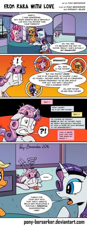 조랑말 Comic