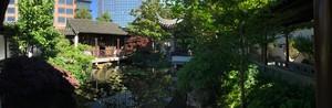 Portland Chinese Garden