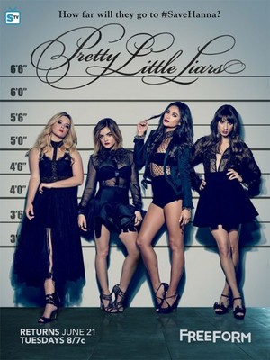 Pretty Little Liars - Season 7 - Promo Poster
