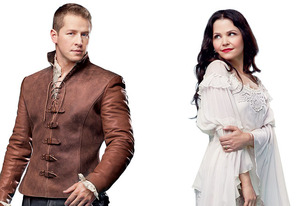 Prince Charming and Snow White 5