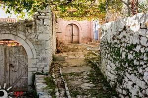 Qeparo Village in Albania, Turistic Village