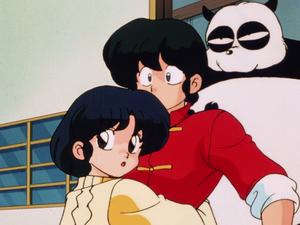 Ranma ½ Ranma and Akane