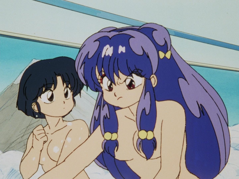 Ranma ½  Shanpū and Akane