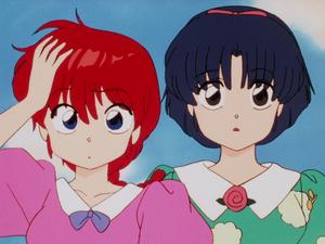 Ranma-chan and Akane