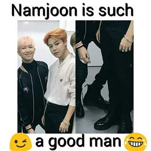 Rapmon and Jimin Meme