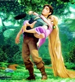 Rapunzel Scared - tangled photo
