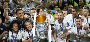 Real Madrid Úndecima Champions League Celebration