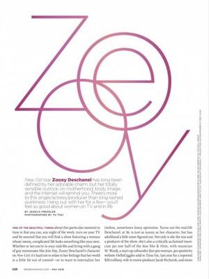 Redbook Magazine May 2016