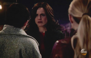 Regina Snow and Emma
