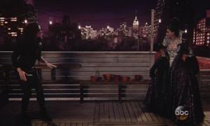 Regina and the queen