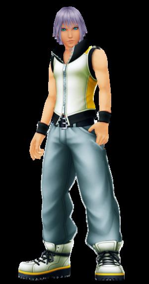 Riku 3D Older