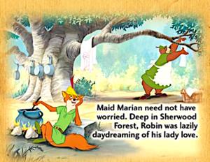 Robin capuche, hotte book