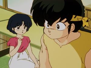 Ryoga and Akane らんま½ 良牙とあかね 良あ