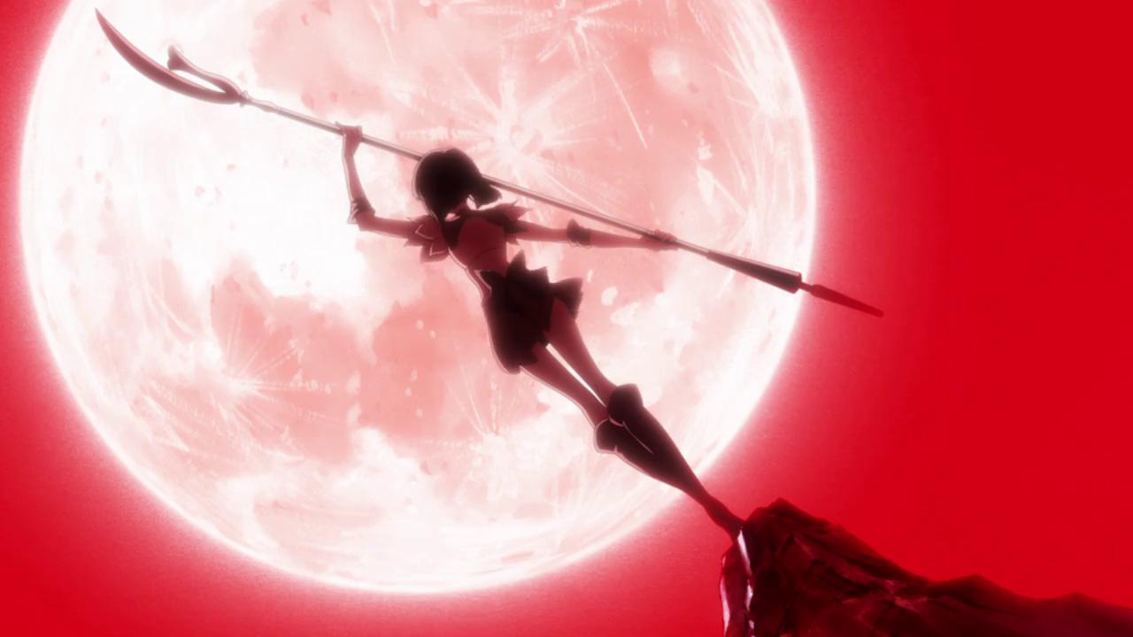 Sailor Moon Crystal Infinity Arc - opening