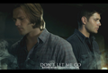 Sam/Dean Fanart - Don't Let Me Go - wincest fan art