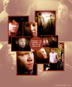 Sam/Dean Fanart - Remember Me