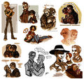 Sam/Dean Fanart - wincest fan art