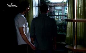 Sam/Dean hình nền - Tell Me