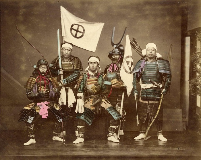Samurai japón 1
