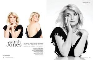 Sarah Jones - Composure Magazine Scans [1] - 2016