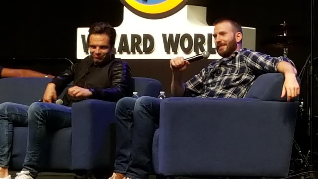 Sebastian and Chris