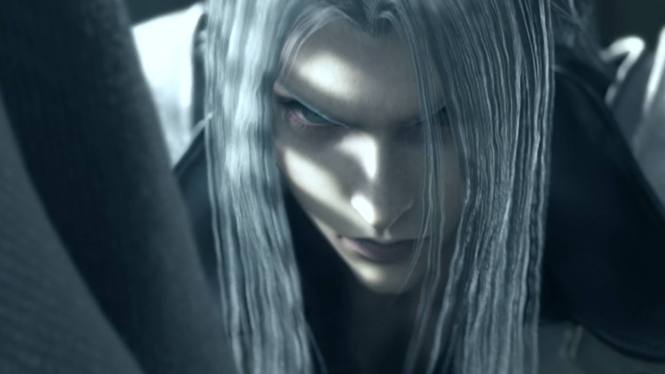 image Final fantasy vii tifa core 3d movie rip