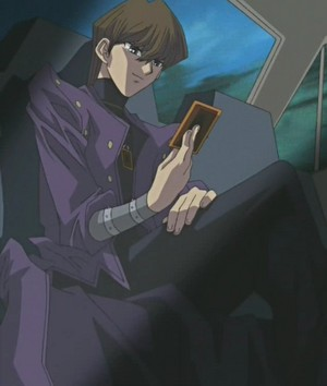 Seto Kaiba in The Past is Prologue