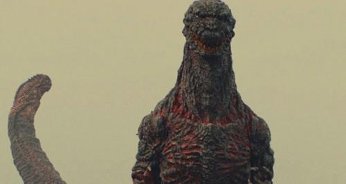 Godzilla achtergrond titled Shin Godzilla