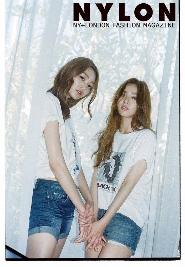 Shin Se Kyung for 'Nylon'